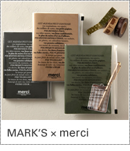 MARK'S × Merci