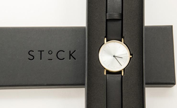 ストック腕時計