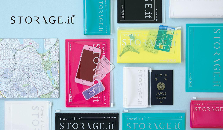 storage it original 人気ブランドのステーショナリー グッズ 雑貨