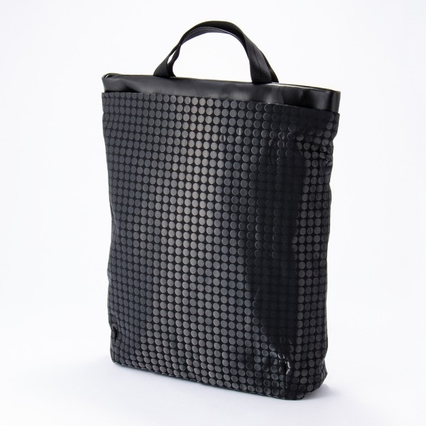 RUCK BAG L(DOT Black)/acrylic(アクリリック)