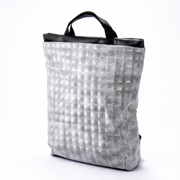 RUCK BAG L(RENZ Metal Silver)/acrylic(アクリリック)