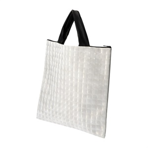 SQUARE BAG(RENZ White)/acrylic(アクリリック)