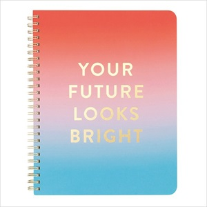リングノート/Your future looks bright/ban.do