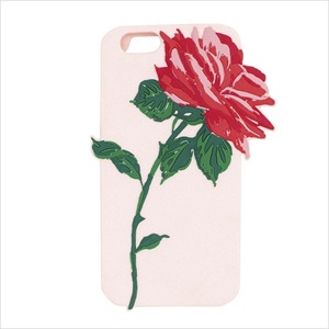iPhone7 対応 スマホカバー(背面ケース)/Will you accept this rose/ban.do