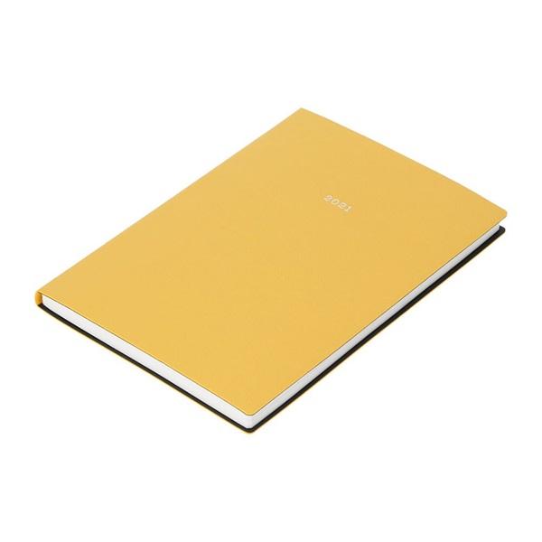 手帳 2021 スケジュール帳 ダイアリー EDiT 週間ノート 2021年3月始まり セミA5 スープル・プリュス マークス