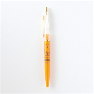 ミッフィー ボールペン<オレンジ/レター>