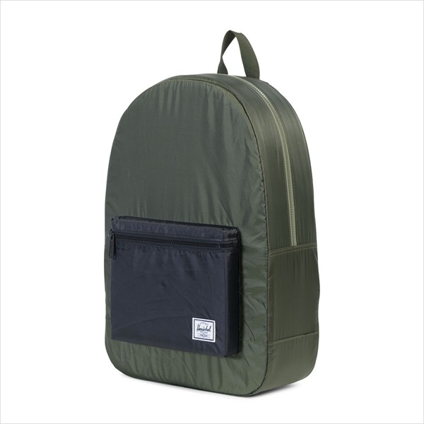 PACKABLE DAYPACK(Forest Night/Black)/Herschel(ハーシェル)