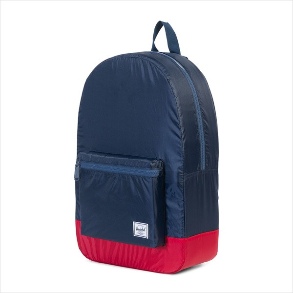PACKABLE DAYPACK(Navy/Red)/Herschel(ハーシェル)