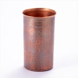 銅製ビアカップ 大 丸つち目/長澤製作所