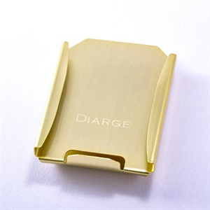 CARD CASE・MONEY CLIP(カードケース&マネークリップ)/DIARGE(ディアージ)