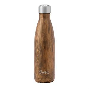 ボトル・17oz・500ml/S'well(スウェル)/ウッド/チークウッド
