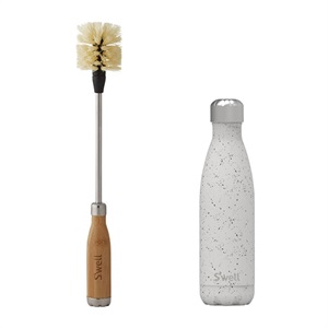 S'well スウェル ボトル・17oz・500ml・ブラシギフトセット<スペックルドムーン>