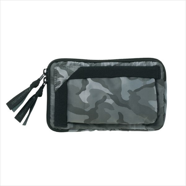 BAGinBAG・XS/バッグインバッグ/CAMOUFLAGE/TOGAKURE・CETAseries(トガクレ)(GRAY/CAMOUFLAGE)