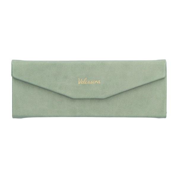 折り畳み式メガネケース/ピスタチオグリーン