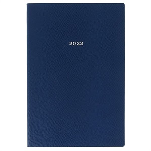 EDiT 手帳 2022 スケジュール帳 12月始まり 週間バーチカル B6変型 スープル・プリュス