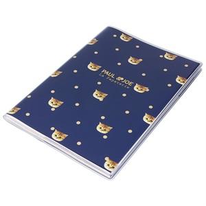 マークス 手帳 2022 スケジュール帳 12月始まり 月間ブロック B6正寸 ポール&ジョー ラ・パペトリー<ヌネット・ポルカドット・ネイビー>