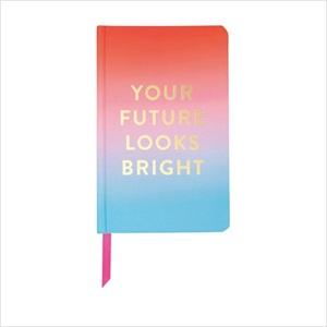 ノート/Your future looks bright/ban.do