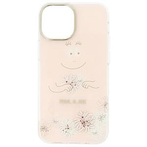 マークス バーバパパ×ポール&ジョー iPhone13 5.4インチ 対応(背面ケース) <クリザンテーム・ピンク>