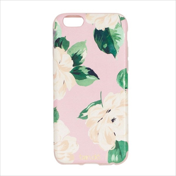 【iPhone7専用】背面ケース/Lady of leisure/ban.do