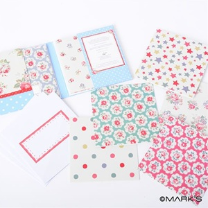 【50%OFF!】Thank You Notes / キャス・キッドソン Cath Kidston
