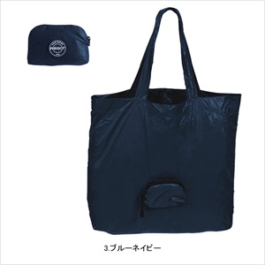 Pocket Bag Shopper-Folded/PERIGOT(ペリゴ)(ブルーネイビー)