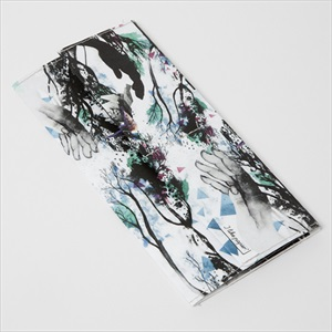 Ladies Wallet/I LIKE PAPER(アイライクペーパー)(KATER STETS - HAND GOTTES)