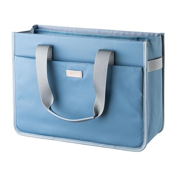 オフィスキャリングバッグ/ブルー