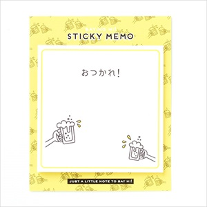 SAYING Histicky memo 付箋